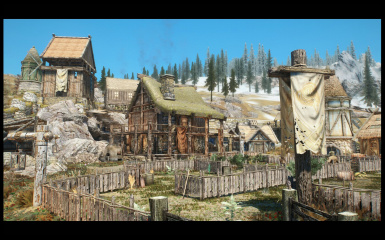 Heljarchen Farm - Skyrim Special Edition (Revamped)