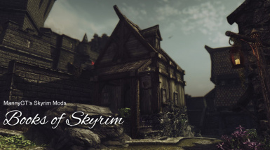 Books of Skyrim SE