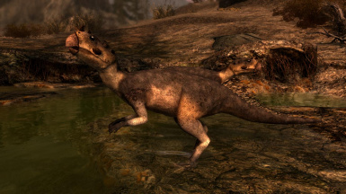 Beaked Sauroids- Mihail Monsters and Animals (MIHAIL SSE PORT)