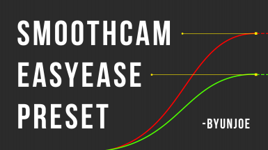 SmoothCam - EasyEase Preset