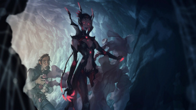 Elise the Spider Queen Voice Mod - PC Head Tracking and Voice Type - League of Legend