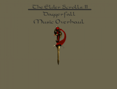 Daggerfall - Music Overhaul SE