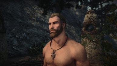 Simple Handsome Nord Lad - Racemenu Preset