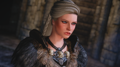 Gunhild - a High Poly Female Preset
