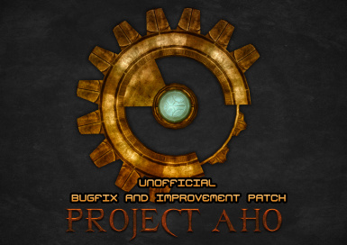 Unofficial Project AHO - Bugfix and Improvement Patch
