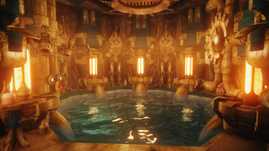Bathhouse (With ENB)