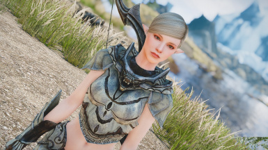 Calen - a High Poly Female Preset