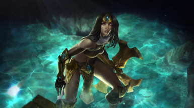 Sivir the Battle Mistress Voice Mod - PC Head Tracking and Voice Type - League of Legend