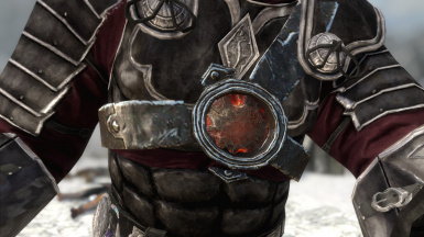 Fully Playable Carius Cuirass and Heart