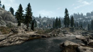 LOD (Requires generation with DynDOLOD)