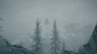 Distant Tower