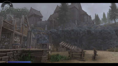 Heljarchen Farm and LC Feudal Keep Compatibility Patch