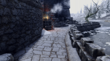 Better Windhelm Ground Meshes