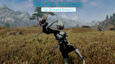 Claw Animations for Animated Armoury - Orakin 2020 Animations