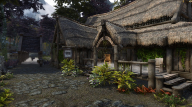 SKYRIM 3D TREES PATCH FOR TPOSC