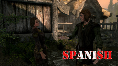 Courier Delivers to NPCs - Spanish