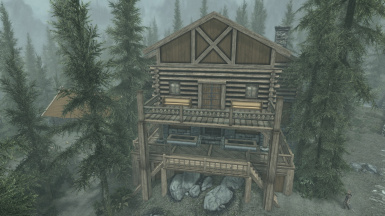 Half-Moon Chalet Player Home SSE