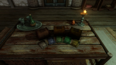 Delightful Boxes and lovely Books *Screenshot purposes only*