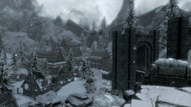 Winterhold - Expanded Ruins