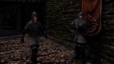 NordwarUAs Armor Replacer - Female (CBBE) and Male (SMMB) Bodyslide