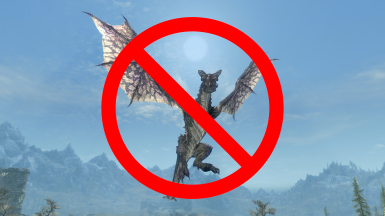 Dragon-Free Skyrim