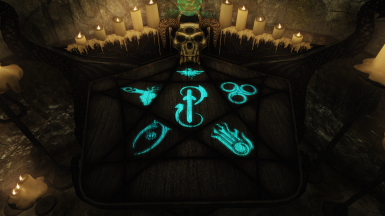 Brand new glow map for Enchanting Workbench