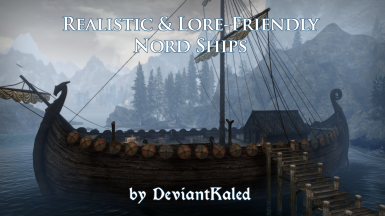 DK's Realistic Nord Ships SSE