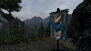 Entering Eastmarch from Whiterun