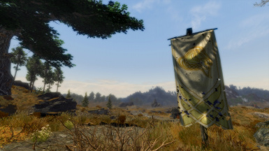 Entering Whiterun near The Reach