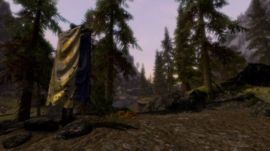 Entering Whiterun near Riverwood