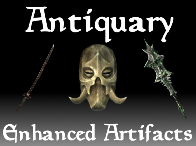 Antiquary - Enhanced Artifacts