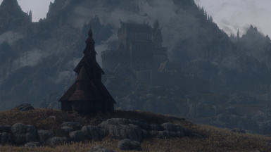 Stave Church of Skyrim