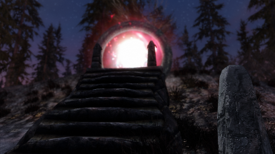 Portals Of Skyrim - Port SSE