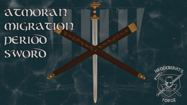 Atmoran Migration Period Sword