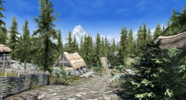 The Great Forest of Whiterun Hold - Spanish Translation