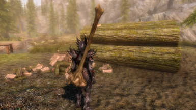Giant Warhammers