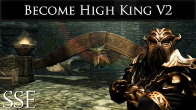 Become High King of Skyrim V2 SE