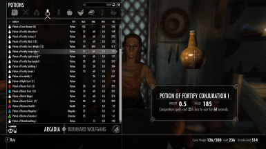 Potion of Conjuration