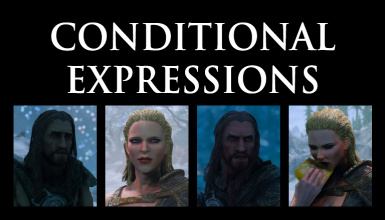 Conditional Expressions - Subtle Face Animations