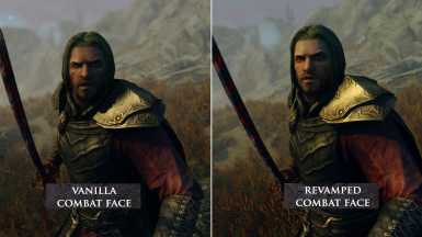 A more nuanced combat expression