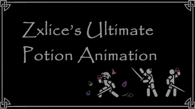 zxlice's ultimate potion animation - ZUPA