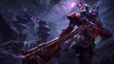 Jhin the Virtuoso Voice Mod - PC Head Tracking and Voice Type - League of Legend