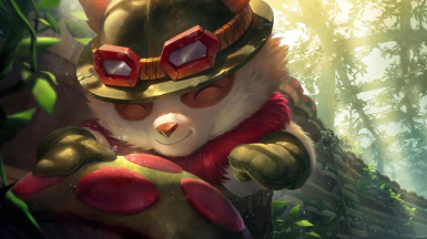 Teemo the Swift Voice Mod - PC Head Tracking and Voice Type - League of Legend - Legends of Runeterra