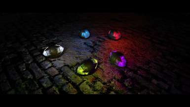 Particle Lights For ENB SE - Paragon Gems