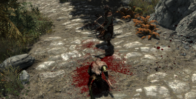 Defeated by a bandit
