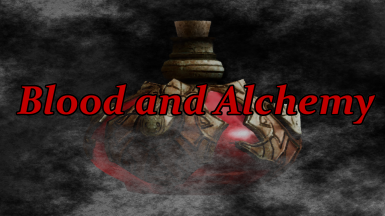 Blood And Alchemy - A Vampire Mod