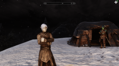 Ruhnas - The Dunmer Vampire Mage