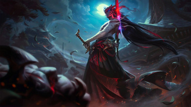 Yone the Unforgotten - PC Head Tracking and Voice Type - League of Legend