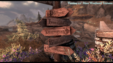 Optional New Weathered Textures for all Languages - Version 1.2