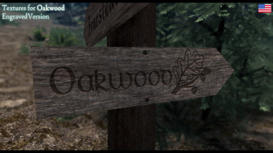 Texture for Oakwood - Version 1.3